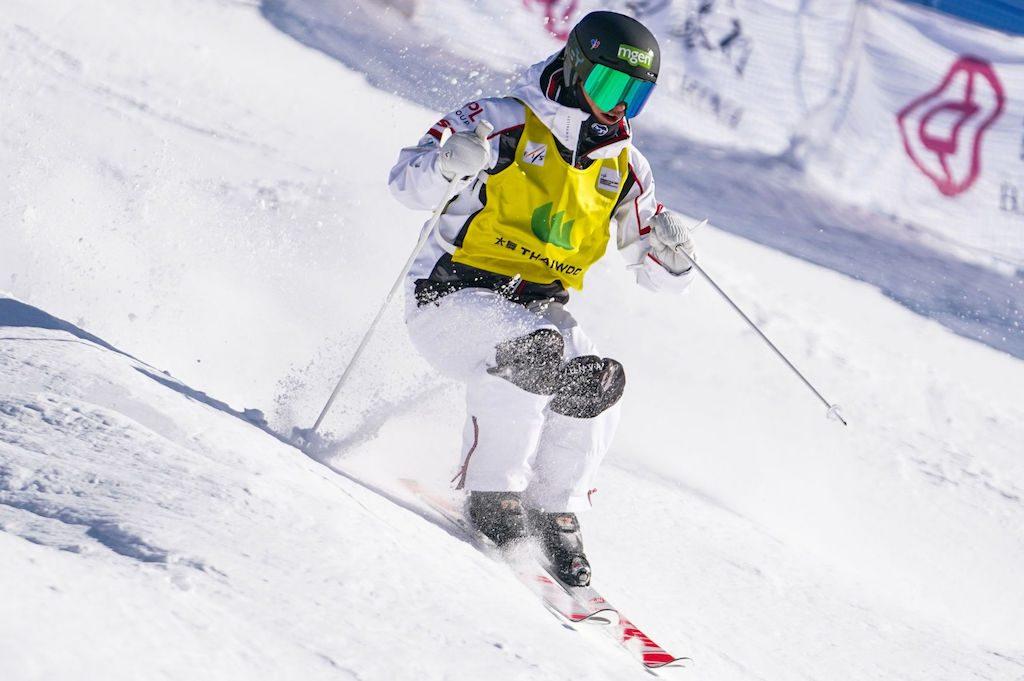 Ski de bosses : le globe pour Perrine Laffont, évidemment !