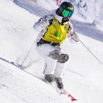 En prenant la troisième place de l'étape d'Almaty ce week-end, la Française Perrine Laffont a remporté la Coupe du monde de ski de bosses 2019-2020.