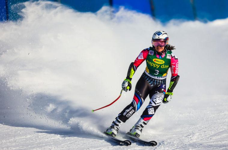 Ski alpin : clap de fin pour la médaillée olympique Tina Weirather