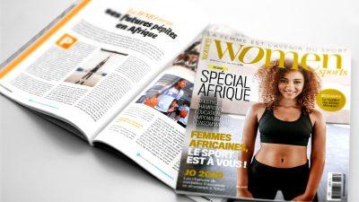 Le nouveau Women Sports magazine est sorti !
