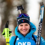 La biathlète française Julia Simon a réalisé la meilleure saison de sa vie cet hiver. Elle nous en apprend plus sur son sport, ses passions, ses objectifs.