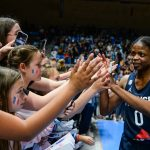 L'internationale française Olivia Époupa va faire des essais au Phoenix Mercury, une franchise de WNBA, le championnat nord-américain féminin de basketball.