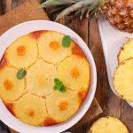 Au printemps, ajoutez une touche exotique à votre alimentation avec la recette fruitée et vitaminée du gâteau au yaourt et à l'ananas, façon MALO.
