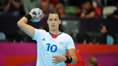 Handball : la championne du monde 2003 Sophie Herbrecht tire sa révérence