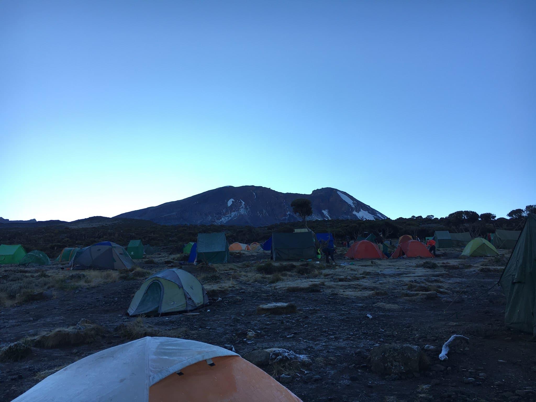 Sept jours sur le Kilimandjaro, récit de randonnée : vivez l'ascension de la plus haute montagne d'Afrique comme si vous y étiez.Carnet de trekking.
