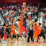 Le début de saison de WNBA initialement prévu pour le 15 mai prochain, ne se fera pas à cette date en raison de l'épidémie de coronavirus.