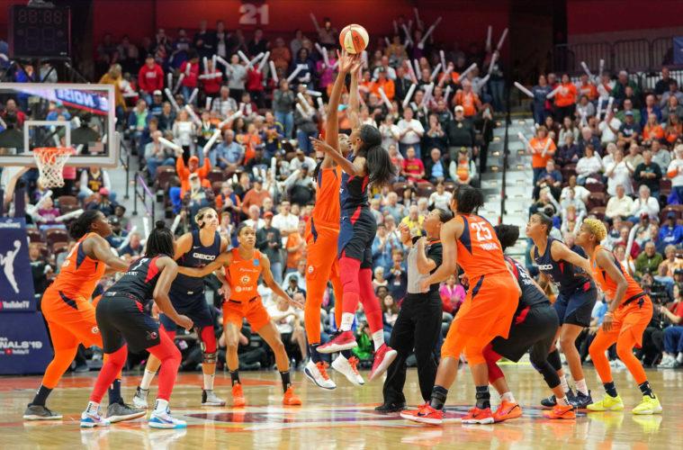 WNBA : le début de saison officiellement reporté