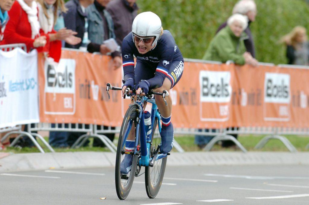 La cycliste Eva Mottet est décédée à l'âge de 25 ans