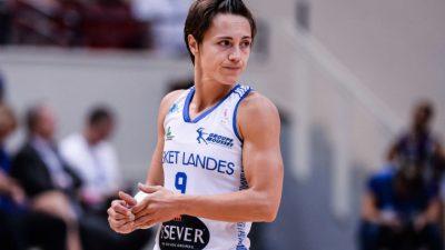 Basketball : Céline Dumerc nommée manager général de l'Équipe de France féminine