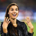 Carnet rose : Enfin ! La superstar du football féminin mondial, Alex Morgan, a donné naissance à une petite fille dans la journée de jeudi.