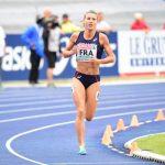 Dopage - Le dossier d'Ophélie Claude-Boxberger a été transmis à la commission des sanctions de l'Agence française de lutte contre le dopage (AFLD).