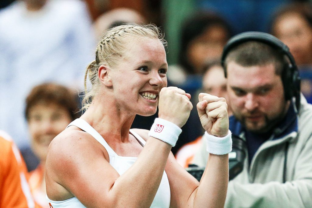 Tennis : Kiki Bertens remporte le tournoi de Madrid… virtuel !