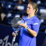 Ce n'est pas la crise du coronavirus qui va arrêter Kim Clijsters. La joueuse belge a fait part de ses ambitions lors d'un entretien au Tennis Hall of Fame.
