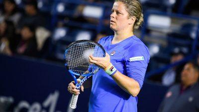 Tennis : Kim Clijsters compte bien continuer