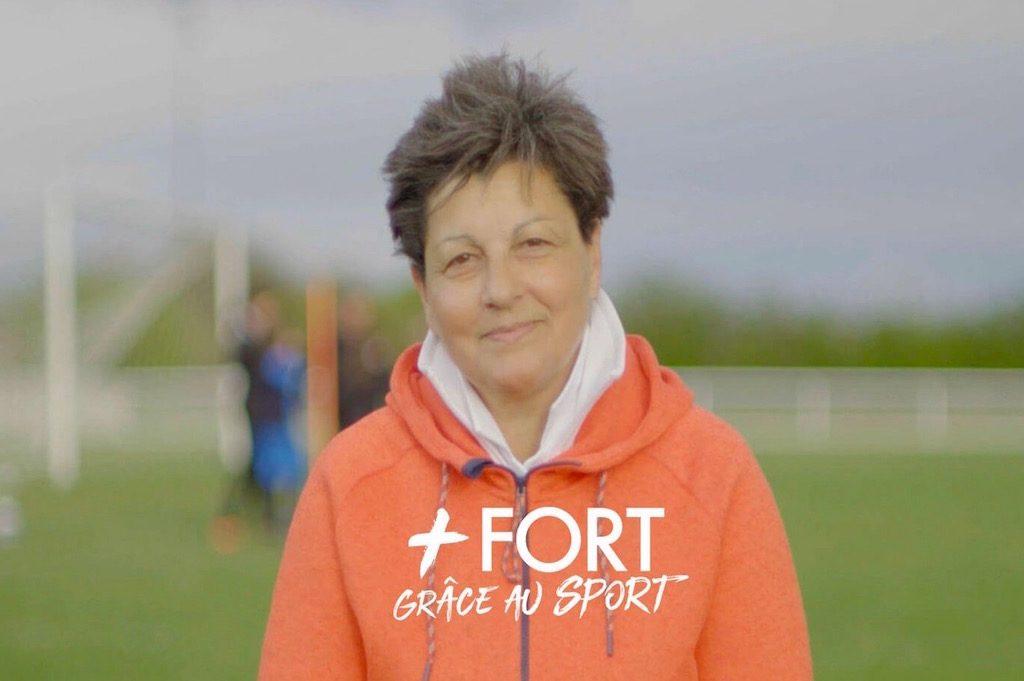 [Le portrait du mois by Crédit Agricole] Nicole : «Grâce au foot, je me suis rendue compte que j'avais de la valeur»
