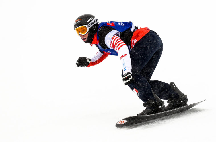 Snowboard : Nelly Moenne-Loccoz prend sa retraite