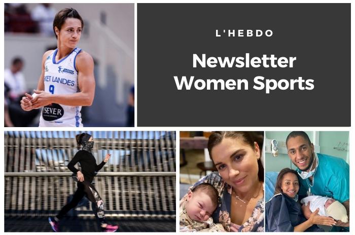 La newsletter WOMEN SPORTS du mardi 12 mai 2020