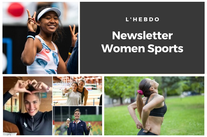 La newsletter WOMEN SPORTS du mardi 26 mai 2020