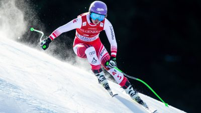 Ski alpin : Anna Veith (née Fenninger) prend sa retraite