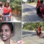 Une adolescente qui a transporté en vélo son père blessé sur plus de 1.000 km en Inde a été invitée à passer des tests pour l'équipe nationale de cyclisme.