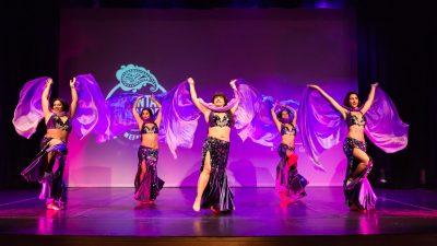 Immersion dans une compagnie de danse orientale, Ballet Daloua