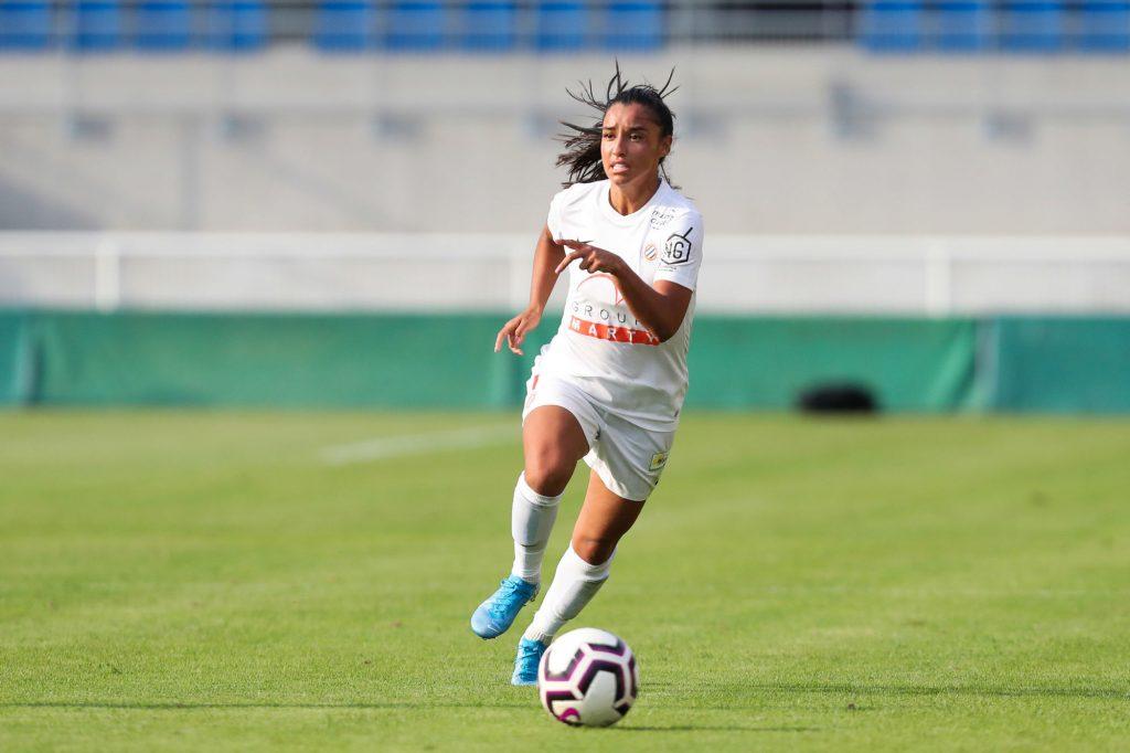 Football : Sakina Karchaoui quitte Montpellier et s'engage avec l'OL !