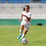 Après 12 ans passés sous les couleurs de Montpellier, Sakina Karchaoui a annoncé quitter officiellement le club. Elle s'engage à l'Olympique Lyonnais !