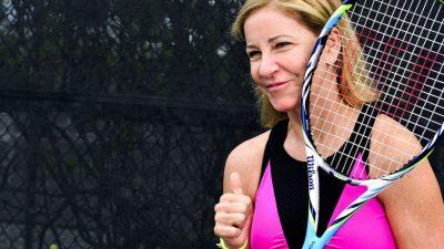 Chris Evert raconte ses meilleurs souvenirs à Roland-Garros