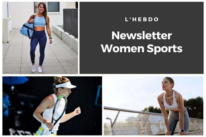 La newsletter WOMEN SPORTS du mardi 16 juin 2020