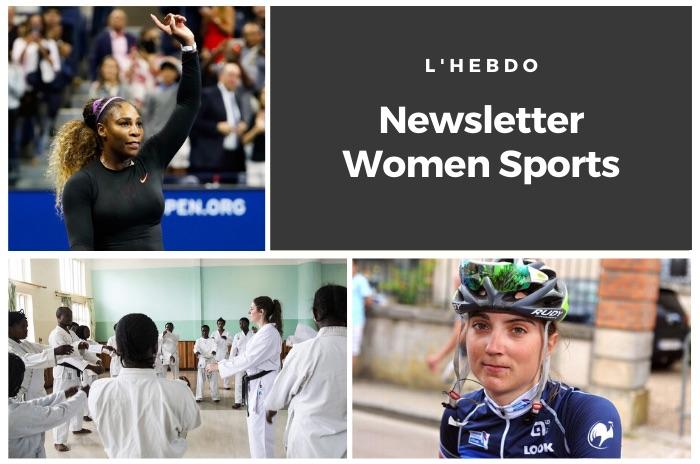 La newsletter WOMEN SPORTS du mardi 23 juin 2020