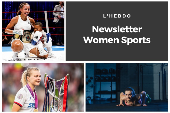 La newsletter WOMEN SPORTS du mardi 9 juin 2020