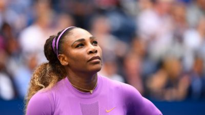 Serena Williams : « Ne tournez pas le dos au racisme »