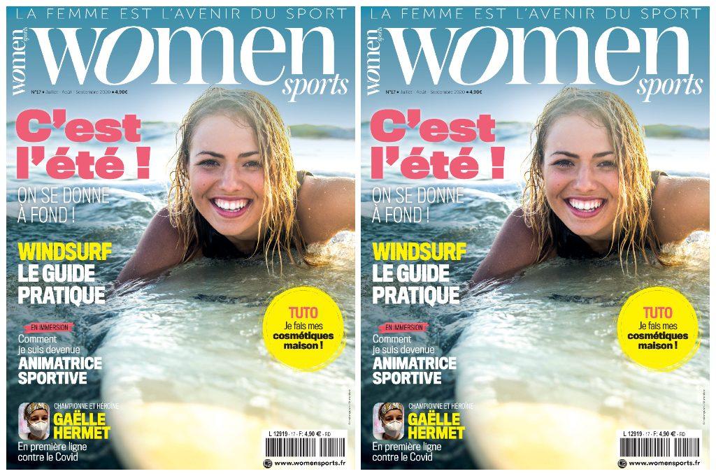 LE MAGAZINE WOMEN SPORTS N°17 EST SORTI !