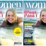 Oyez, oyez chers lecteurs et lectrices de WOMEN SPORTS ! Nous vous apportons une bonne nouvelle puisque c'est la sortie officielle d'un tout nouveau numéro.