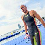 Natation : Aurélie Muller, qui a raté de peu la qualification pour les JO en eau libre, tente désormais de se qualifier en bassin, sur l'épreuve du 1.500 m.