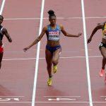 La sprinteuse américaine Deajah Stevens, finaliste olympique sur 200 m à Rio, a été suspendue pour manquements à ses obligations de localisation antidopage.