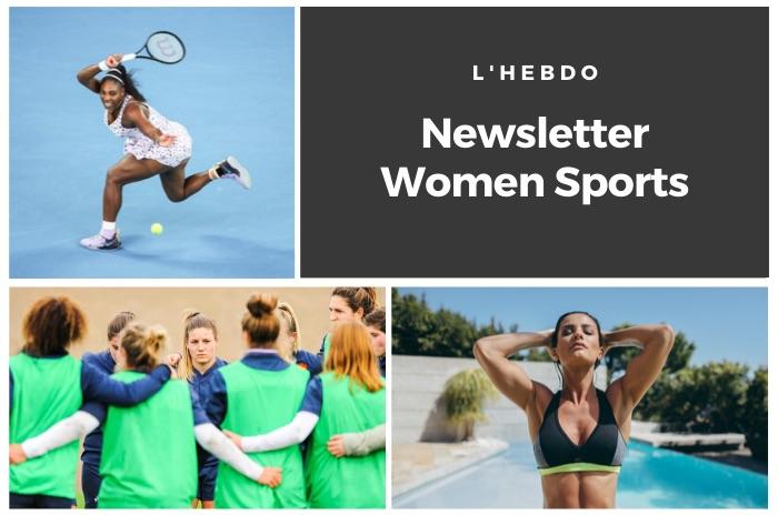 La newsletter WOMEN SPORTS du mardi 21 juillet 2020