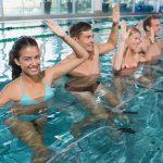 aqua zumba sport dans l'eau