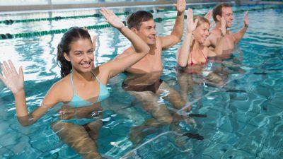 Aqua fitness : j'ai testé l'Aqua Zumba… et j'ai rigolé !