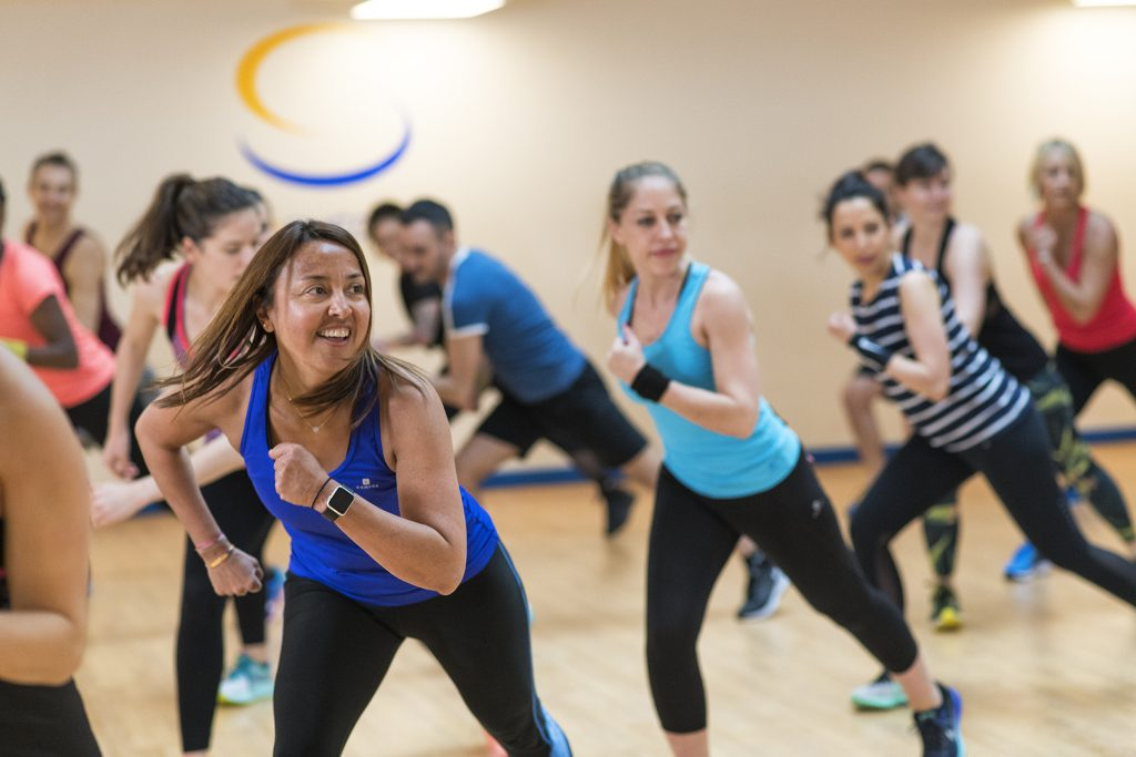 cours de sport swedish fit (c) Swedish Fit