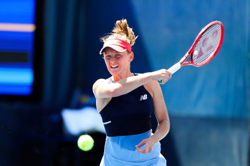 Challenge Elite FFT : Fiona Ferro s'impose face à Mladenovic en finale
