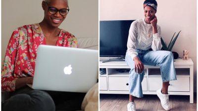 Valériane Ayayi, basketteuse et modeuse
