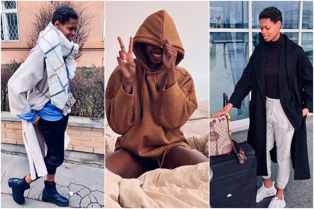 Depuis juillet 2019, la basketteuse Valériane Ayayi tient un blog sur lequel elle partage ses inspirations mode et donne des conseils de style aux femmes.