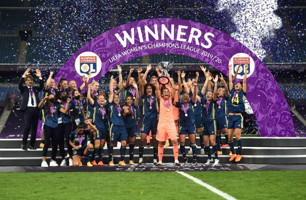Les Lyonnaises s'offrent un septième titre en Ligue des Champions !