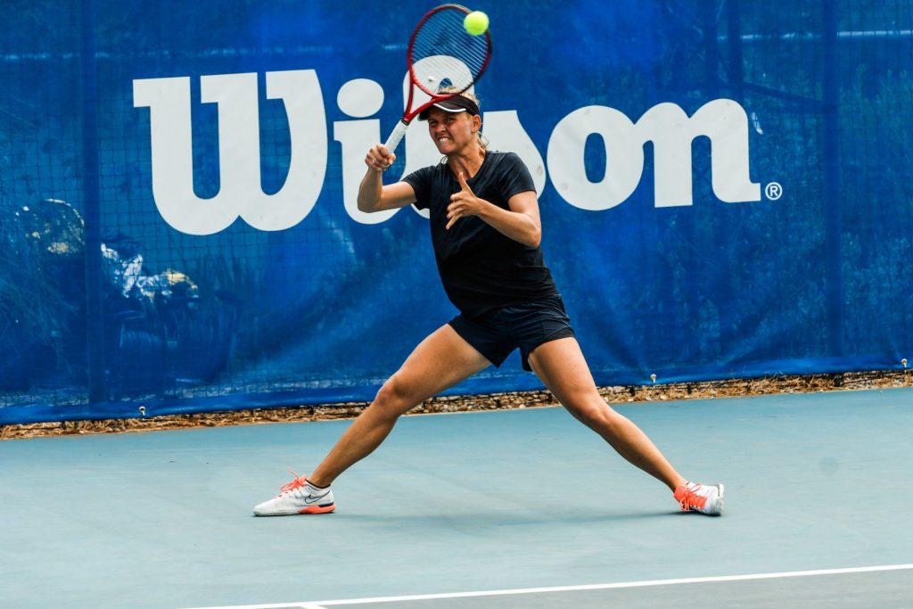 WTA – Fiona Ferro entame sa reprise de saison par une victoire
