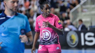Hadja Cissé, handballeuse professionnelle, va participer au prochain Koh-Lanta !