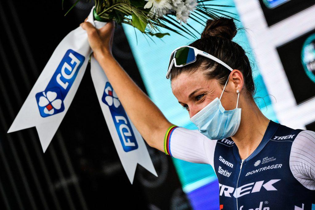 La Course by Le Tour de France : Lizzie Deignan prive Vos du triplé