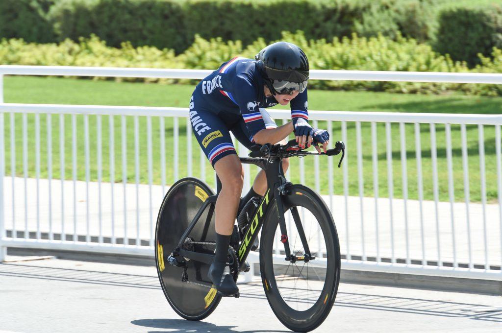Cyclisme : Juliette Labous est la nouvelle championne de France du contre-la-montre