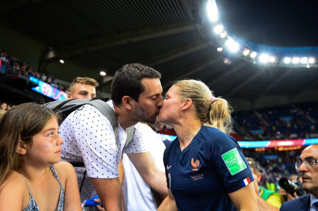 People : Eugénie Le Sommer s'est mariée !