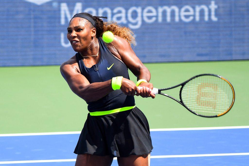 WTA Cincinnati : Serena Williams tombe de haut en 8emes